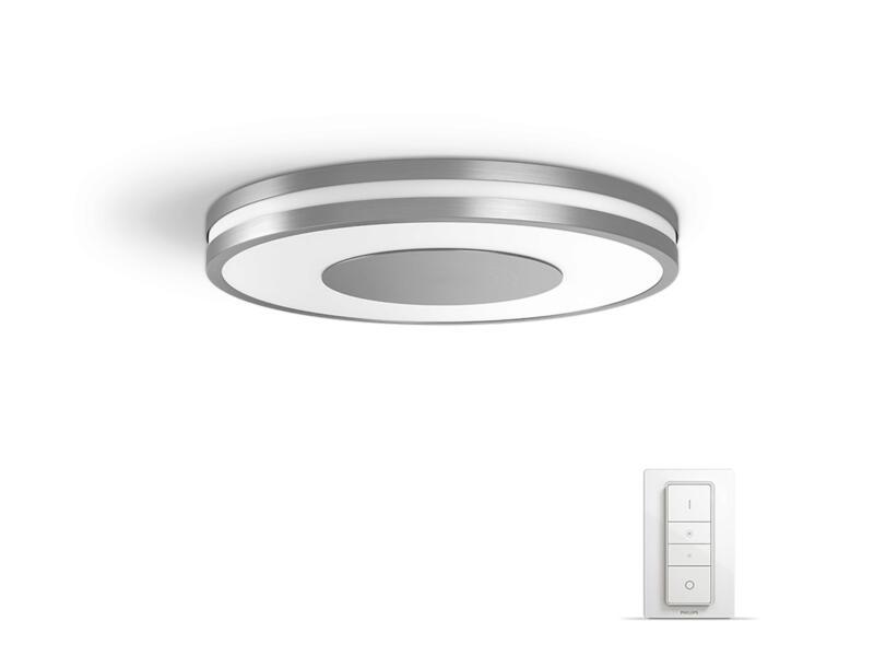 Philips Hue Being plafonnier LED 32W aluminium