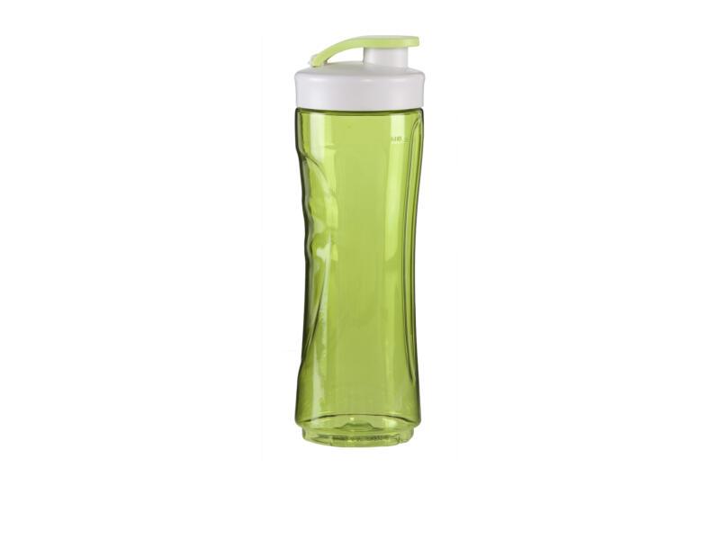 Domo Beker met drinktuit 600ml groen