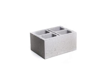 Benor betonblok hol 39x29x19 cm