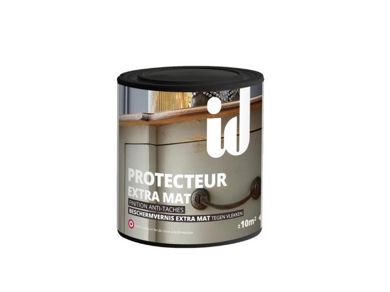 Beschermvernis hout extra mat 0,5l kleurloos