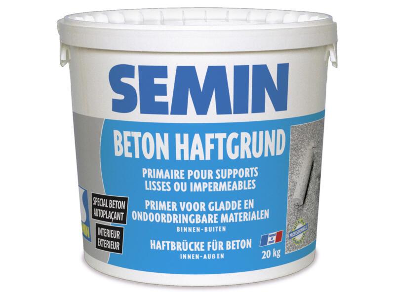 Semin Beton Haftgrund primer surfaces lisses ou imperméables 20kg