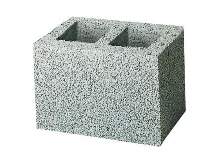 Betonblok 39x14x19 cm