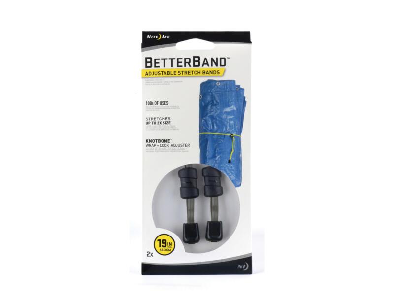 Nite Ize BetterBand band elastisch 48,3cm foliage 2 stuks