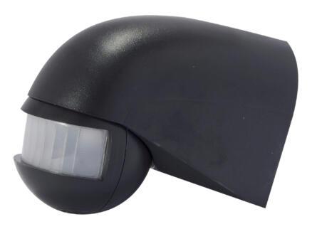 Chacon Bewegingsmelder 180° zwart