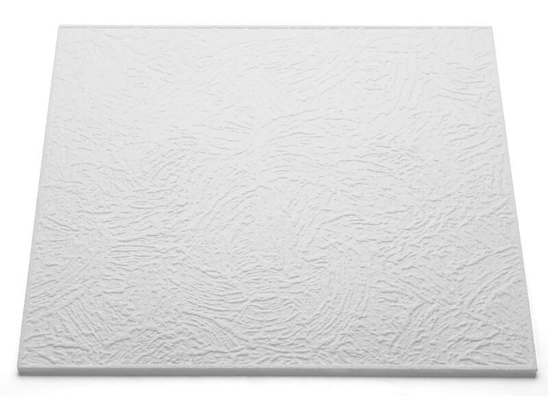 Bianco dalle de plafond T90 8mm EPS