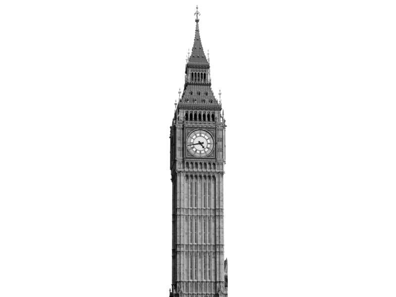 Big Ben intissé photo