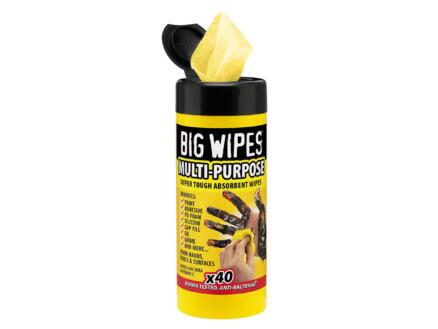 Big Wipes Multi-Purpose 40 stuks