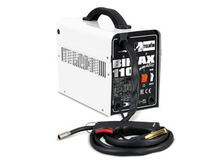 Bimax 110 poste à souder automatique