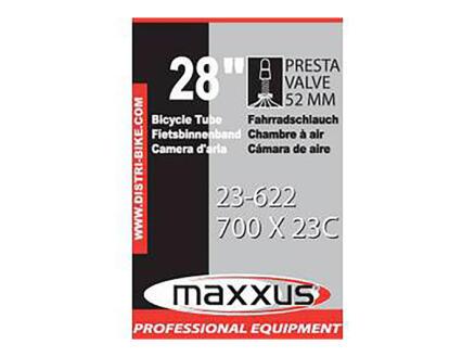 Maxxus Binnenband 28x15/8x1 lang ventiel