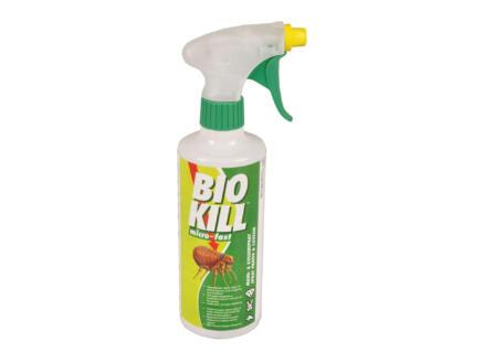Flamingo Bio Kill Microfast spray anti-puces, anti-tiques & anti-poux 450ml