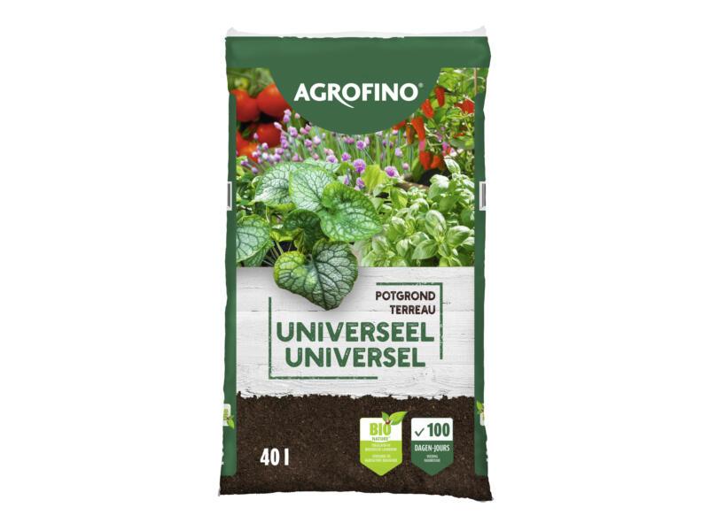 Agrofino Bio Nature terreau universel 40l
