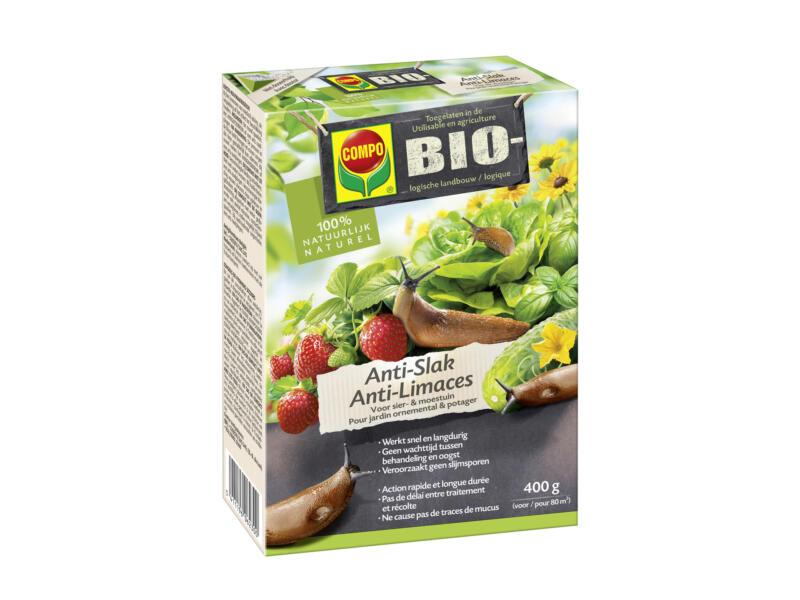 Compo Bio granulés anti-limaces 400g