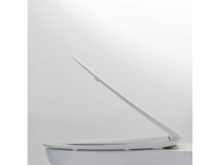 Tiger Blade abattant WC blanc