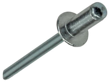 Rapid Blindniet 4,8x10 mm aluminium 100 stuks