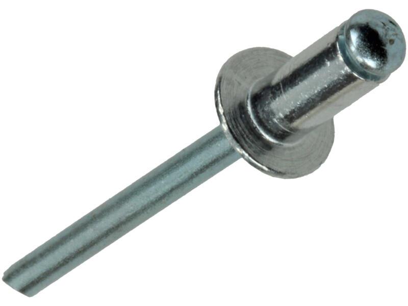 Rapid Blindniet 4,8x10 mm aluminium 50 stuks