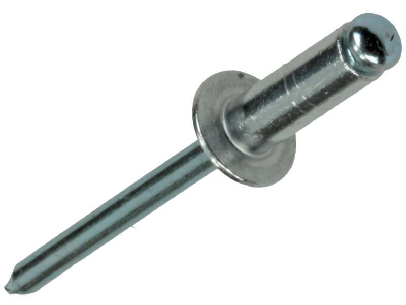 Rapid Blindniet 4,8x14 mm aluminium 50 stuks