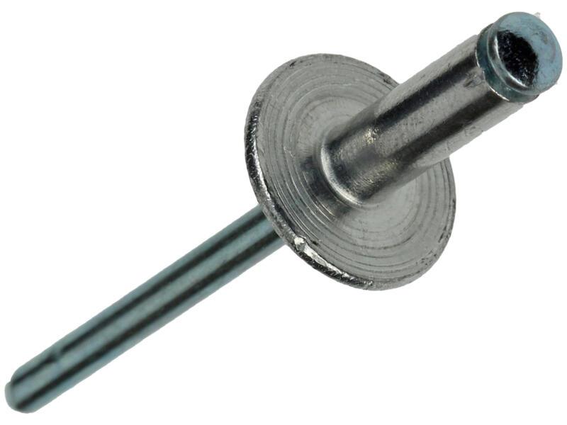 Mack Blindniet 4,8x14 mm aluminium 50 stuks