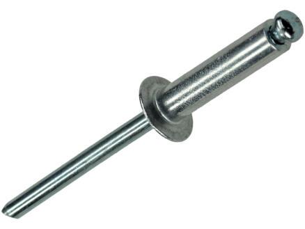 Rapid Blindniet 4,8x20 mm aluminium 50 stuks