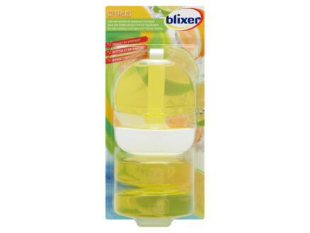 Blixer WC-blokje citrus 3x55 ml