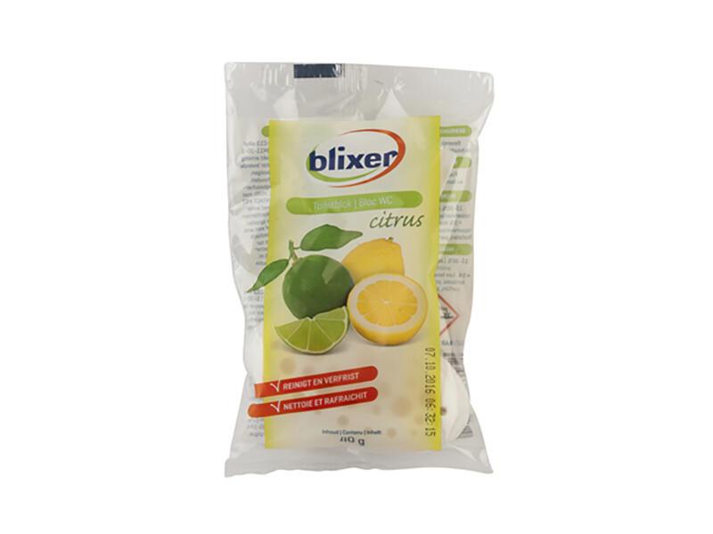 Blixer WC-blokje citrus 40g