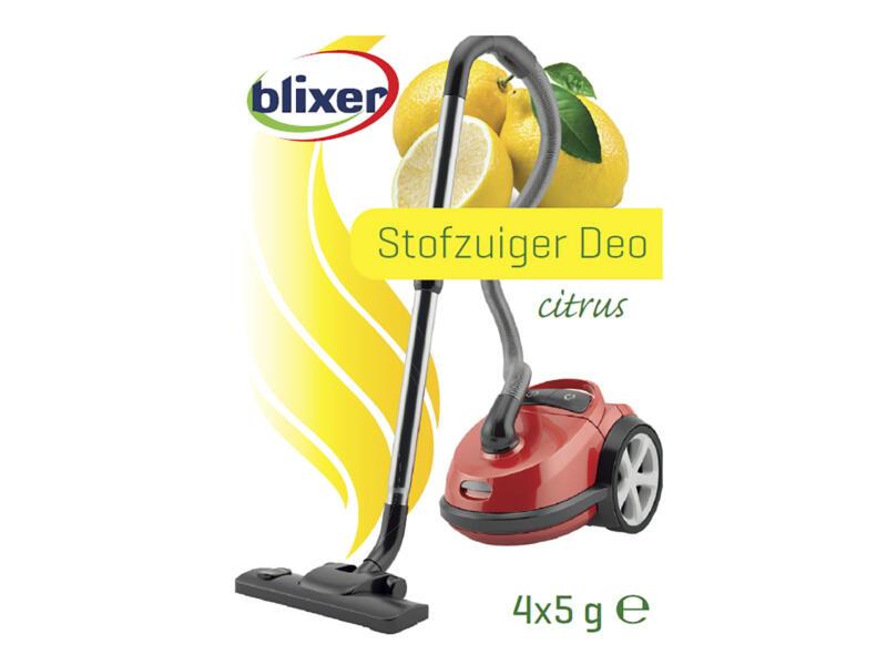 Dr. Beckmann Blixer luchtverfrisser stofzuiger citrus 20g
