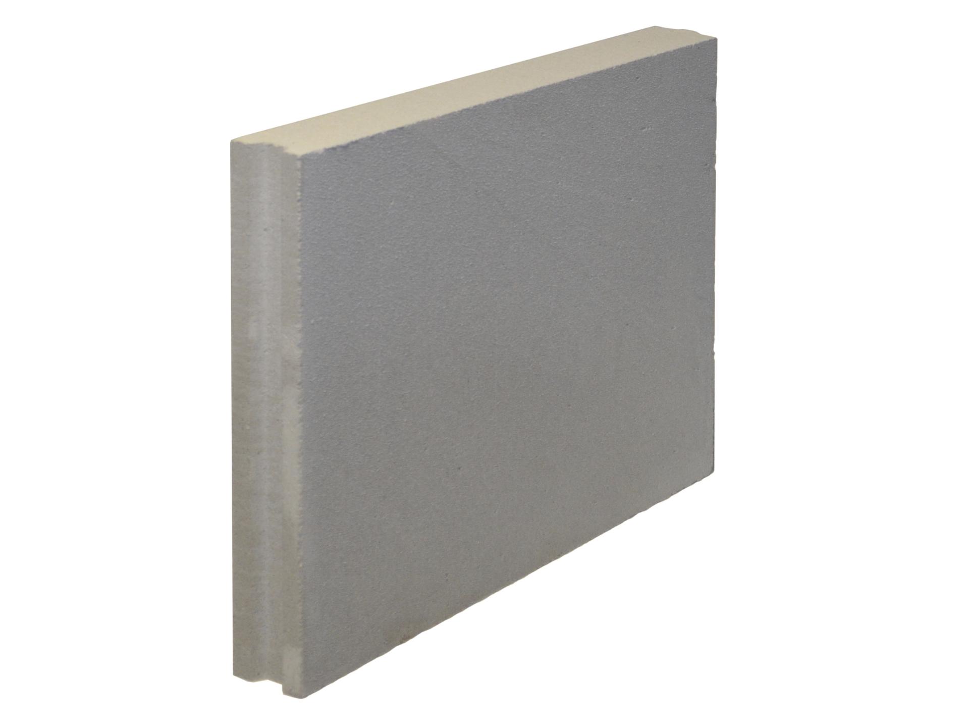 bloc en bton cellulaire ytong rainur et languett 60x50x7 cm
