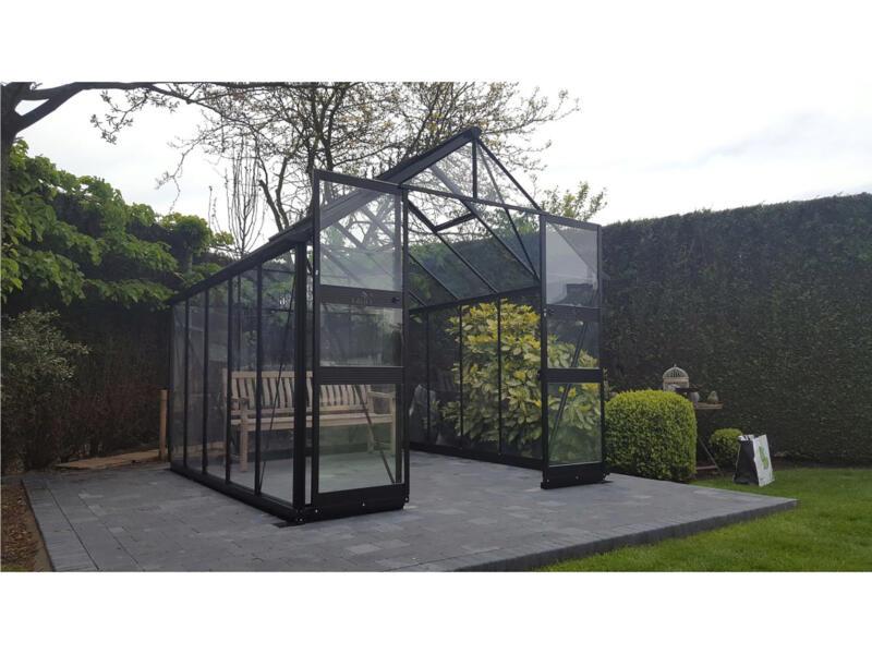Royal well Blockley 108 serre verre de sécurité noir