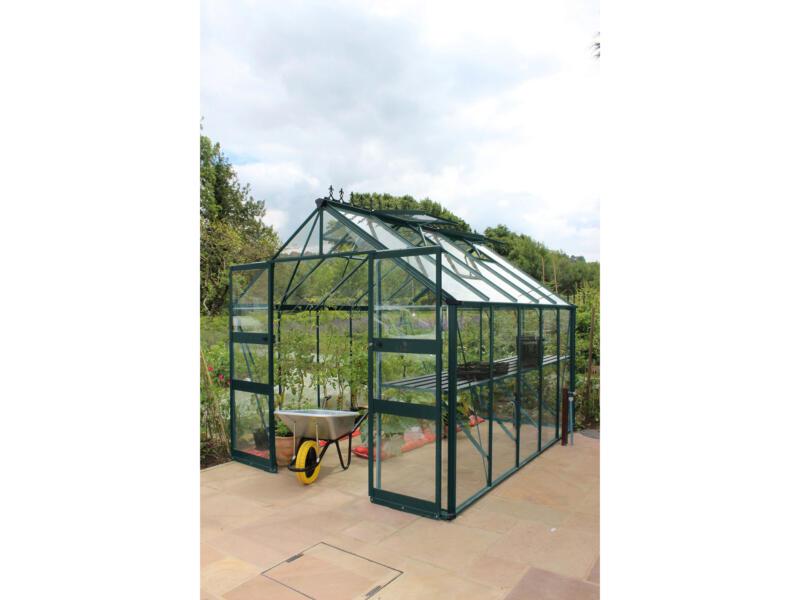 Royal well Blockley 108 serre verre de sécurité vert