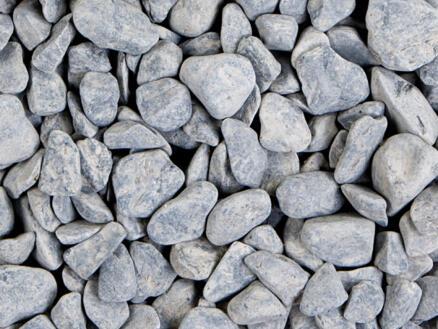 Bluestone Pebbles grind 20-40 mm 20kg grijsblauw