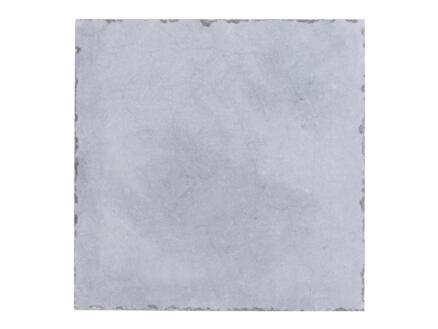 Bluestone dalle de terrasse 20x20x2,5 cm 0,04m² tambouriné pierre bleue