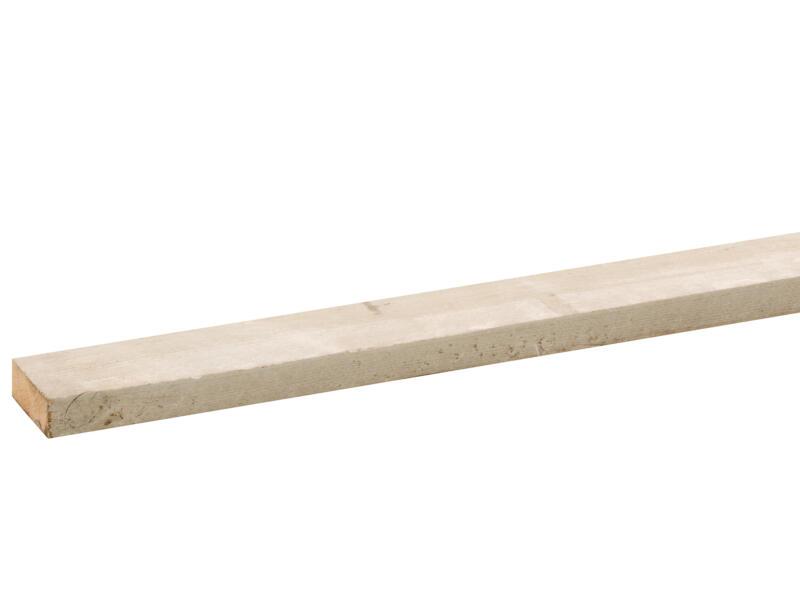 CanDo Bois d'échafaudage 3x6,2x250 cm coquille