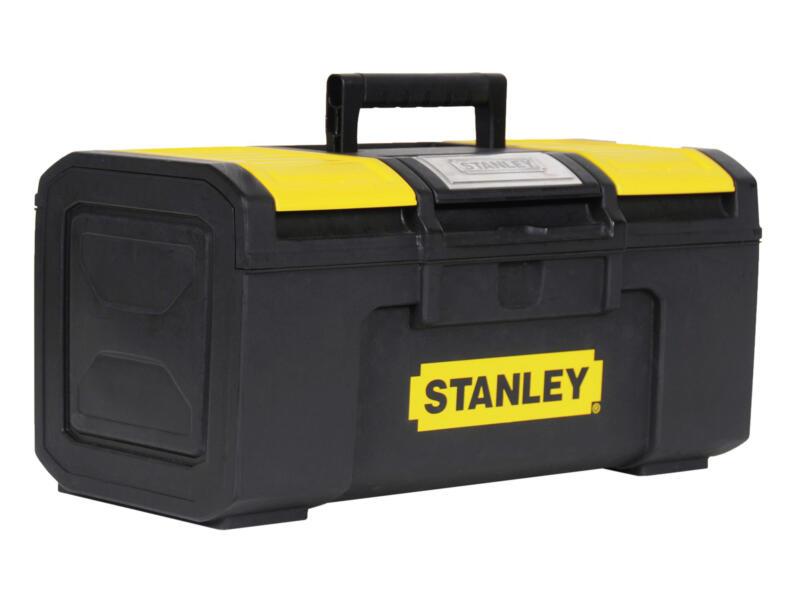 Stanley Boîte à outils 48,6x26,6x23,6 cm + verrouillage automatique
