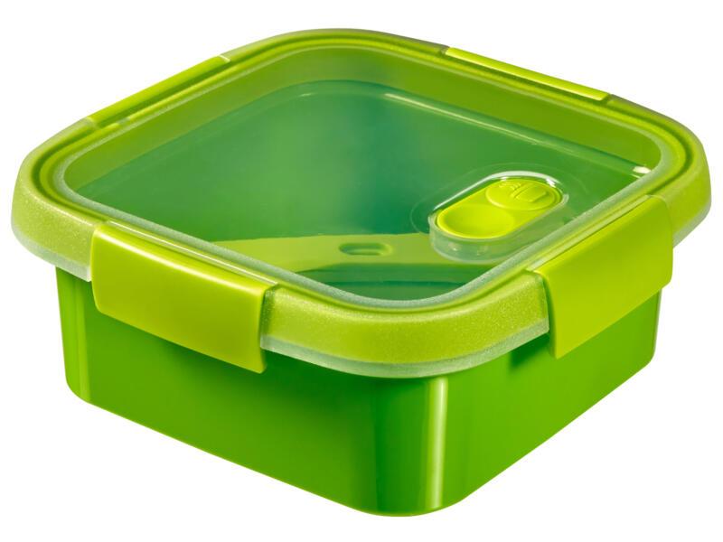 Curver Boîte à repas Smart To Go 1,2l carré