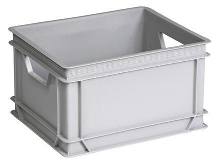 Box lux gris granite