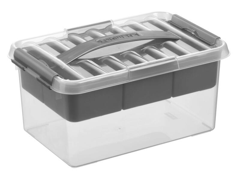 Sunware Boîte de rangement MultiBox 6l
