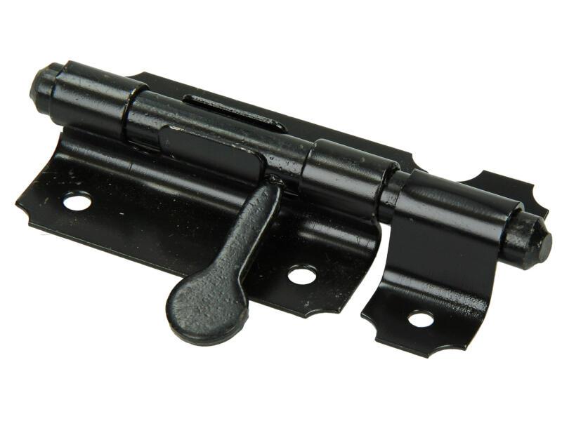 Boksgrendel 65x50 mm zwart