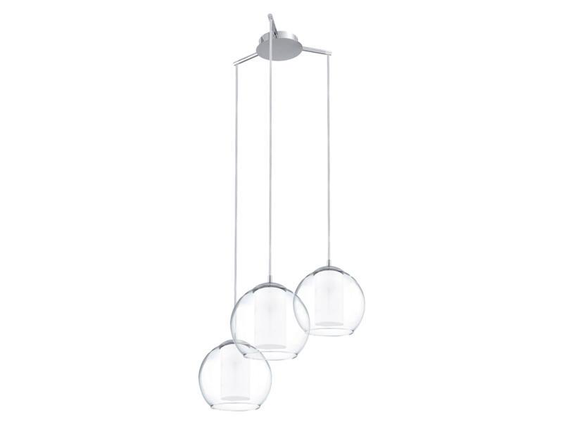 Eglo Bolsano hanglamp E27 3x60 W wit