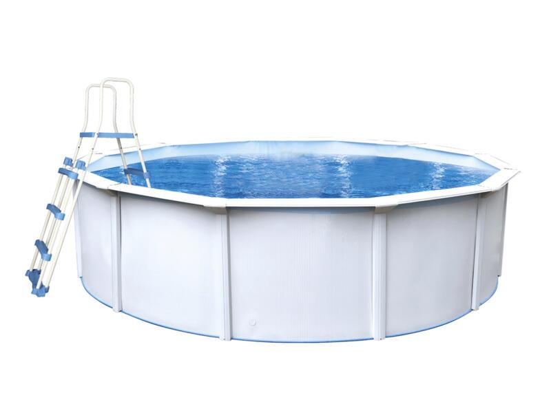 Interline Bonaire zwembad rond 550x120 cm + accessoires