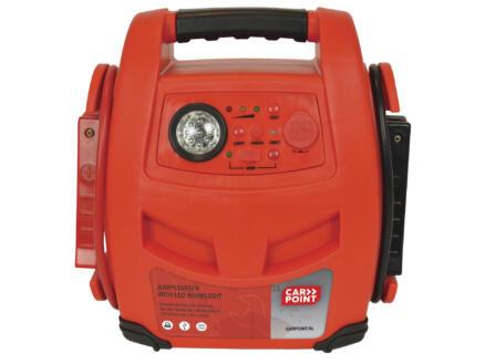 Carpoint Booster de batterie 2-en-1 12V 2A