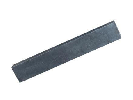 Bordure 120x16x8 cm pierre bleue