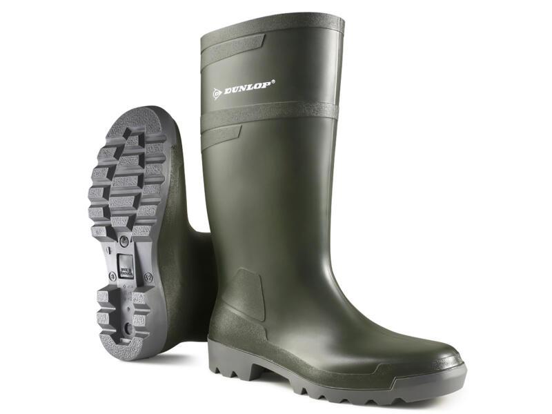 Dunlop Bottes Hobby Retail vert 41