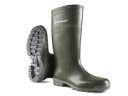 Dunlop Bottes Hobby Retail vert 42