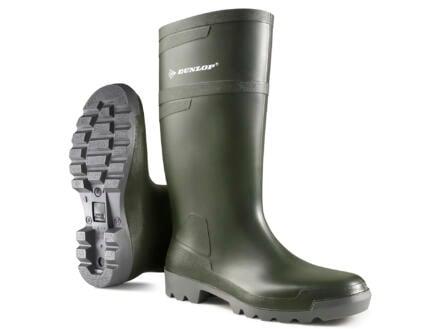Dunlop Bottes Hobby Retail vert 43