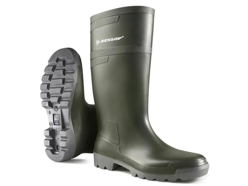Dunlop Bottes Hobby Retail vert 46-47