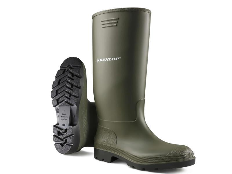 Dunlop Bottes Pricemastor vert, 43