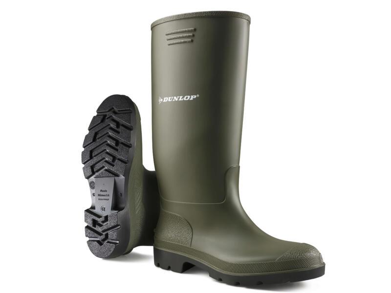 Dunlop Bottes Pricemastor vert 40
