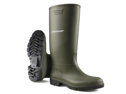 Dunlop Bottes Pricemastor vert 41