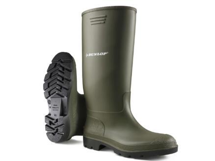 Dunlop Bottes Pricemastor vert 44