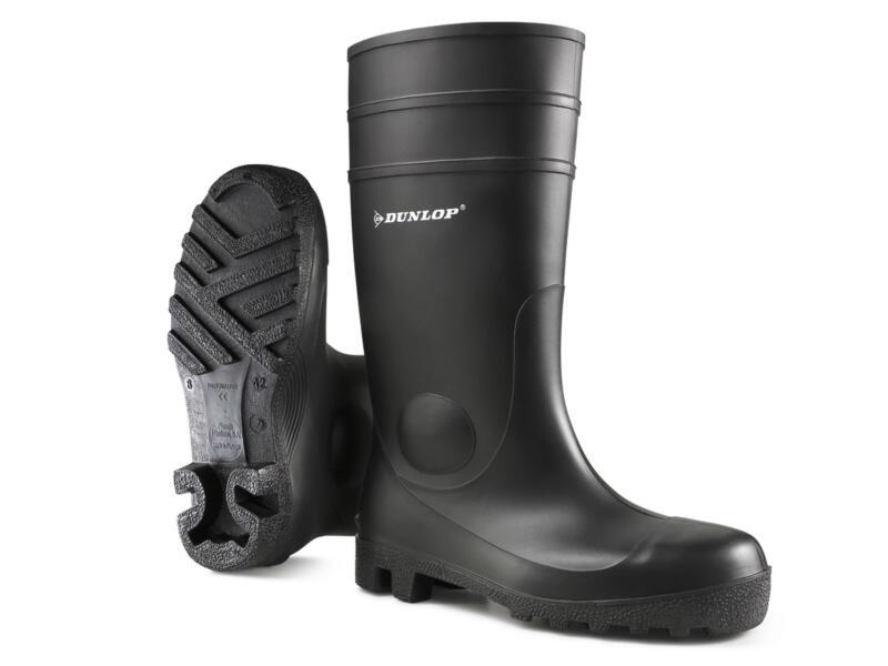 Dunlop Bottes Protomastor noir 41