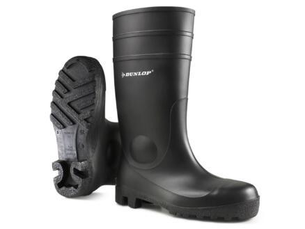 Dunlop Bottes Protomastor noir 44